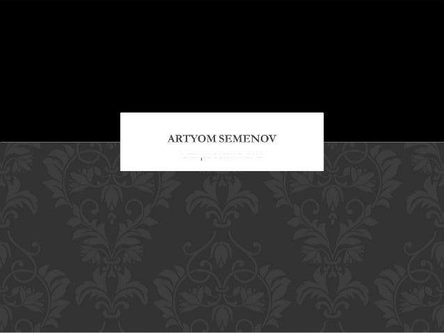 Artyom crit 2012