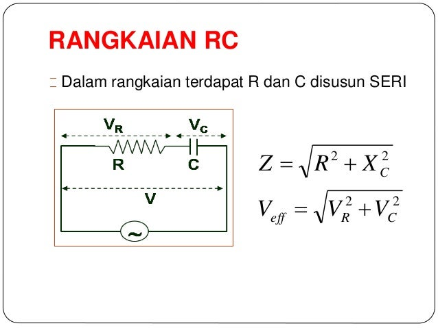 Fisika gampang listrik ac kurva seri vr vc thd i diagram fasor impedansi ccuart Images