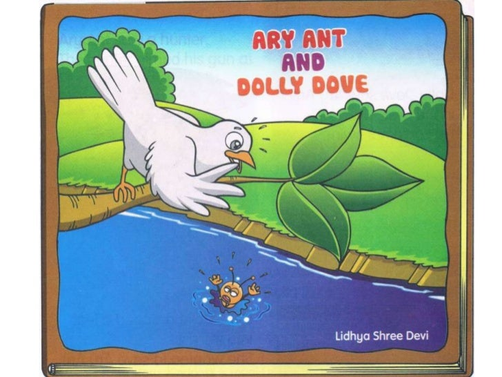 Ary ant and dolly dove