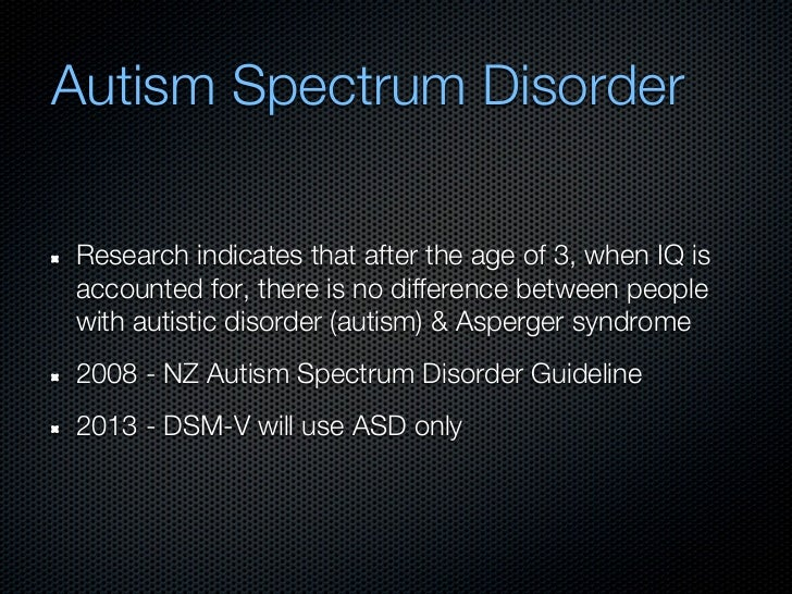 autism a disorder that is becoming Systematic studies of cos show high rates of the disorder being autism and schizophrenia clinical genetic testing for patients with autism spectrum disorders.
