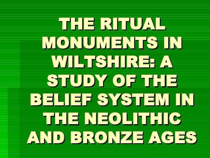 As Archaeology  Stonehenge