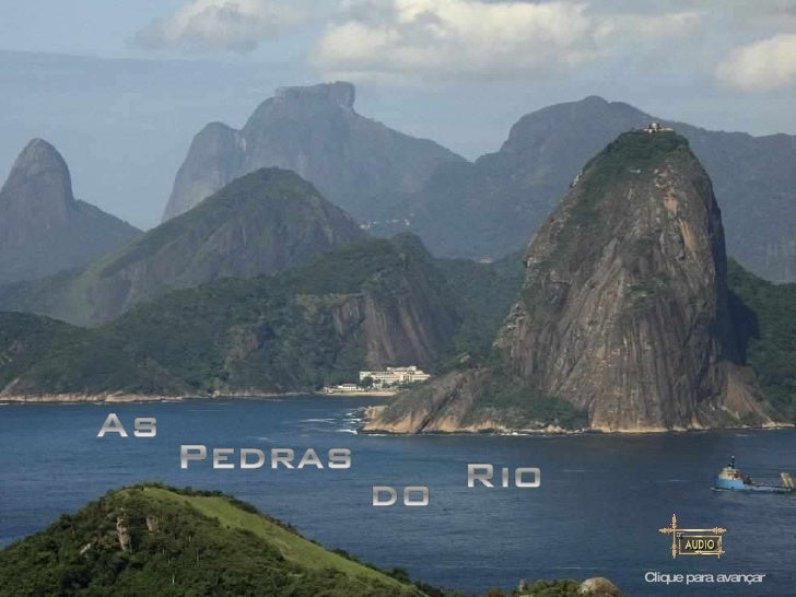 As Pedras do Rio de Janeiro