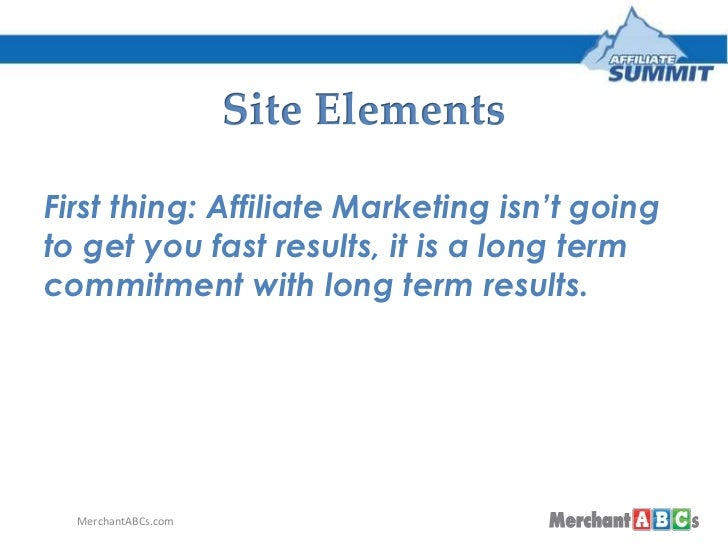 Have you been successful with affiliate marketing programs?