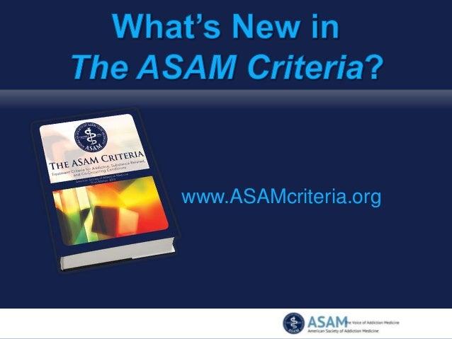 www.ASAMcriteria.org