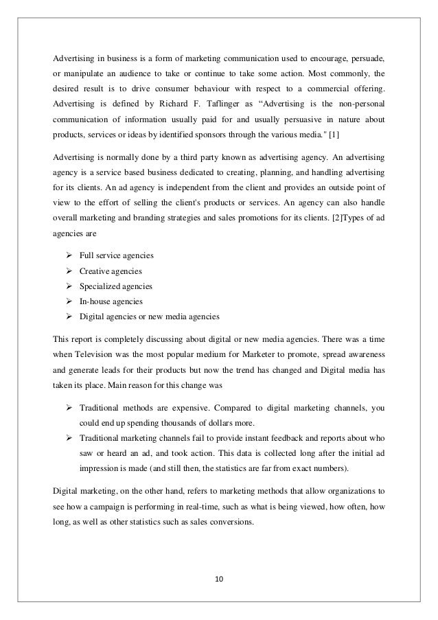 How do I create a report/research paper on a business topic?