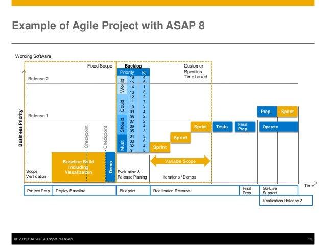 Agile Excel Template