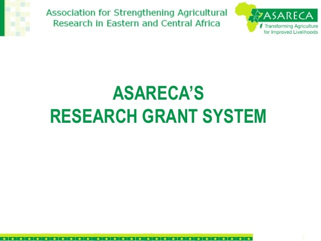 Asareca research management guidelines