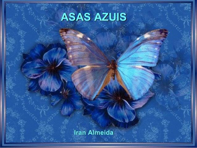 ASAS AZUISASAS AZUIS Iran AlmeidaIran Almeida