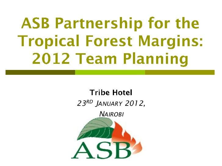 23RD JANUARY 2012,      NAIROBI
