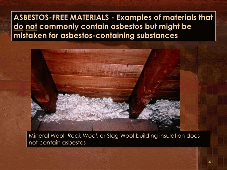 Asbestos Awareness 2011