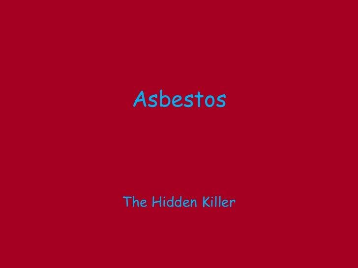 Asbestos Learning Tool