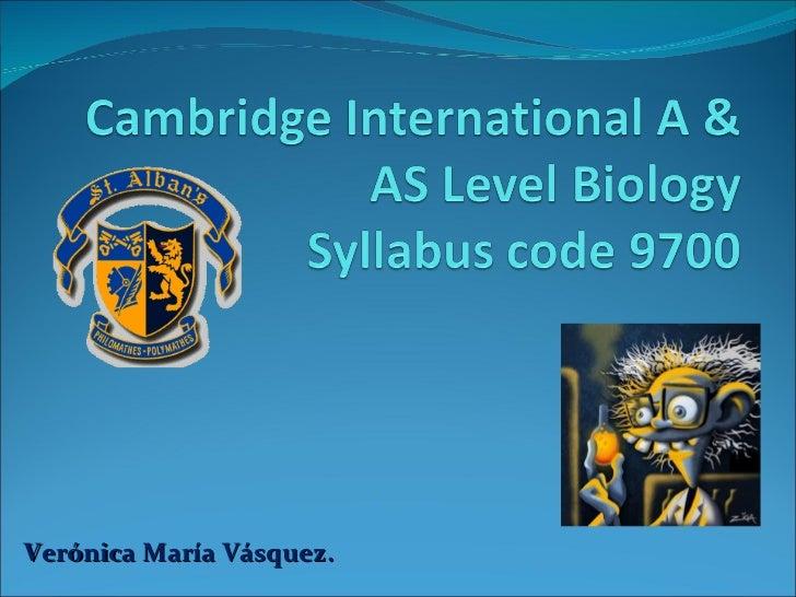 AS biology. Unit 1. Introduction.