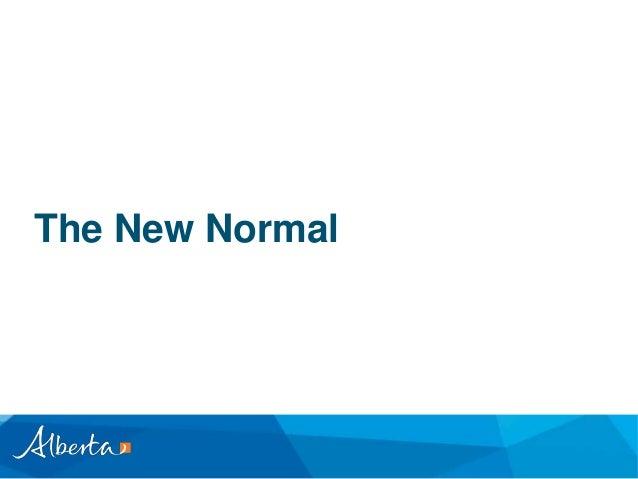 ASBOA 2013 Closing Keynote - The New Normal
