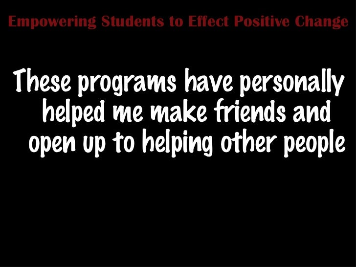 Ascd empowering students
