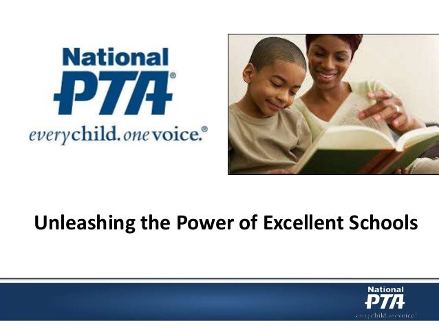 Unleashing the Power of Excellent Schools