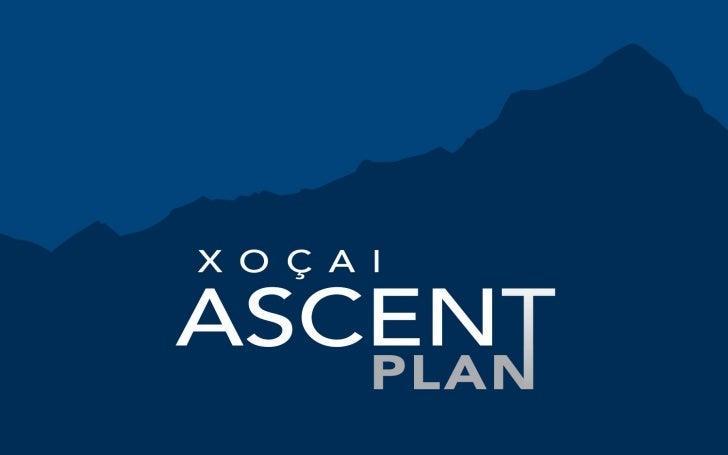 Ascent plan