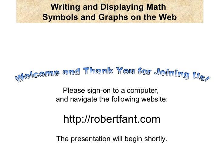 AScienePad  (Math TiddlyWiki)