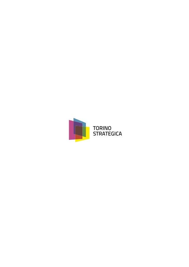 L'ascolto della città / ATTORI LOCALI TORINO. fare sistema per superare la crisi GIUGNo 2012-marzo 2013