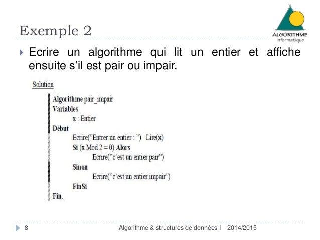 INF1101 Algorithmes et structures de données - ppt télécharger