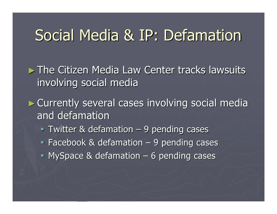1602defamation elements of defamation per se What are the elements of a cause of action for libel the elements of a libel suit are: 1 defamation per se libel per se means libel on its face.
