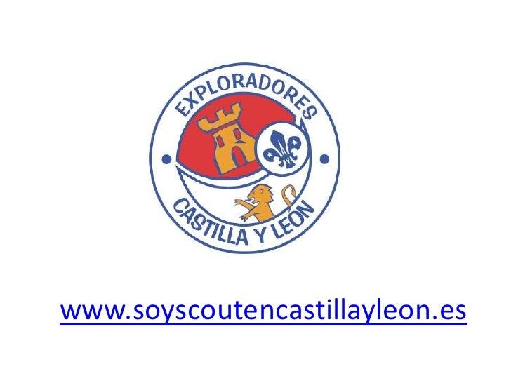 www.soyscoutencastillayleon.es