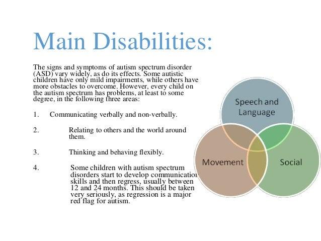 autism spectrum essay