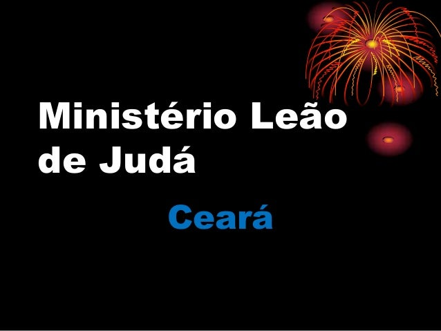 Ministério Leão de Judá Ceará