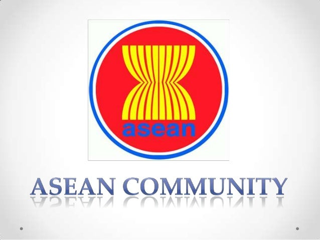 ASEAN is … Association of Southeast Asian Nations