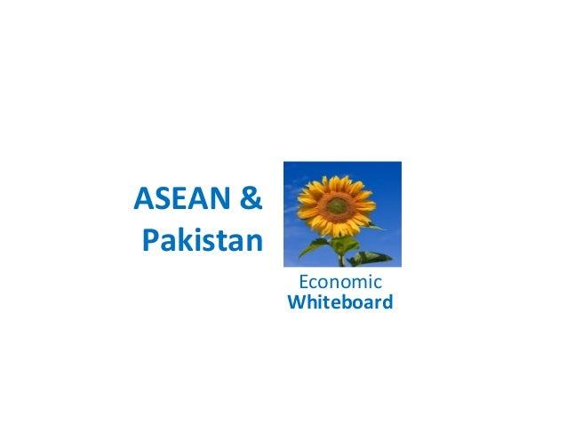 ASEAN and Pakistan