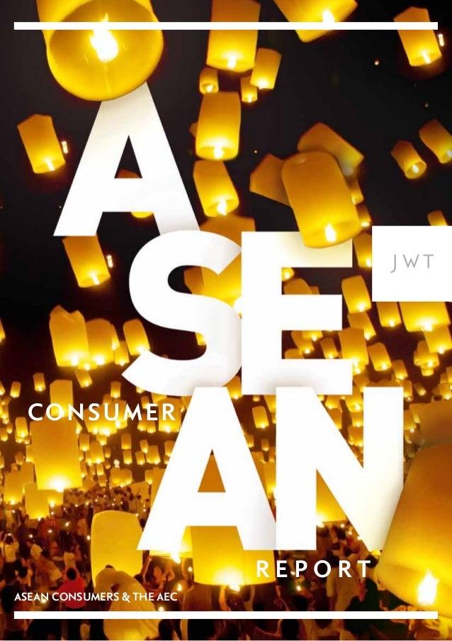 2015  CONSUMER  REPORT ASEAN CONSUMERS & THE AEC