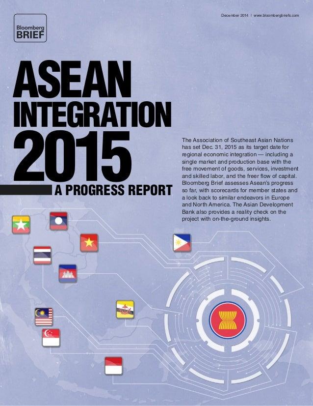 2015 asean integration Wp/15/34 asean financial integration geert almekinders, satoshi fukuda, alex mourmouras, jianping zhou & yong sarah zhou.