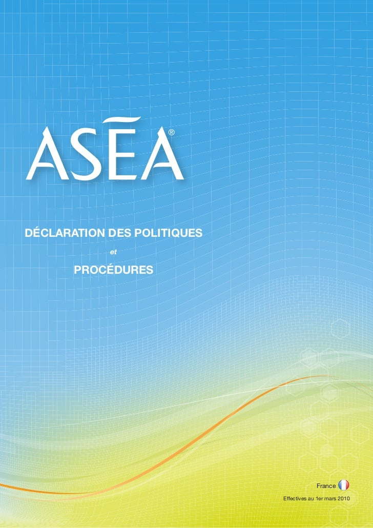 Asea p&p france_aug2012