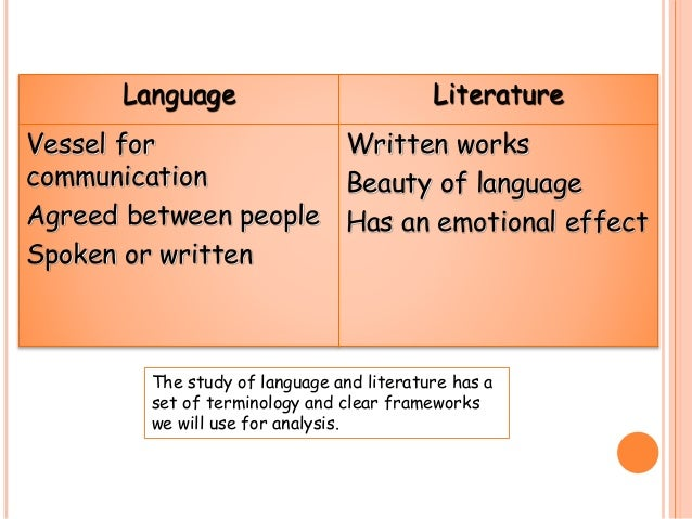 recognizing the use and objectives of prose in literary works Standard 1 - reading: word recognition ell714 identify use of similes and metaphors in simple literary works and metaphors, analogies, and idioms in prose.