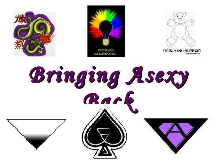 Bringing Asexy Back