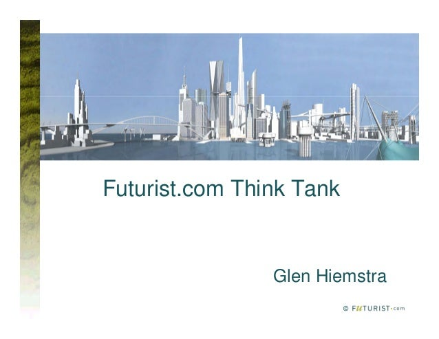 Futurist.com Think Tank for ASFE - The Best People on Earth