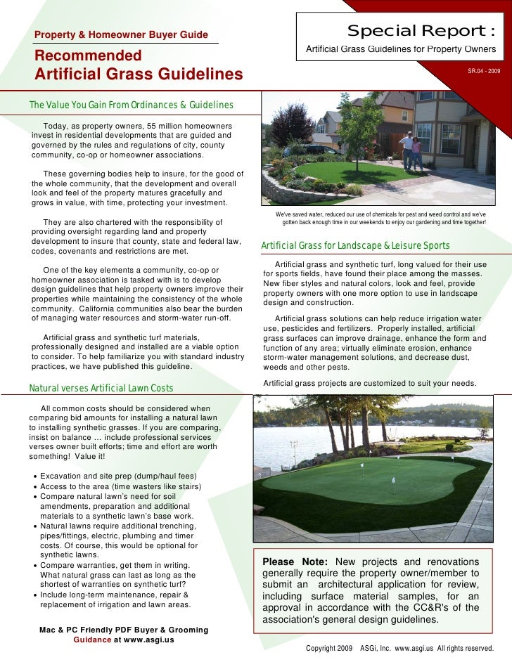 ASGi Calif Hoa Guide