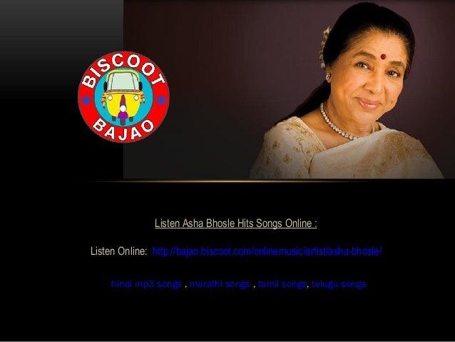 Asha bhosle-hit-songs-bajao-latest