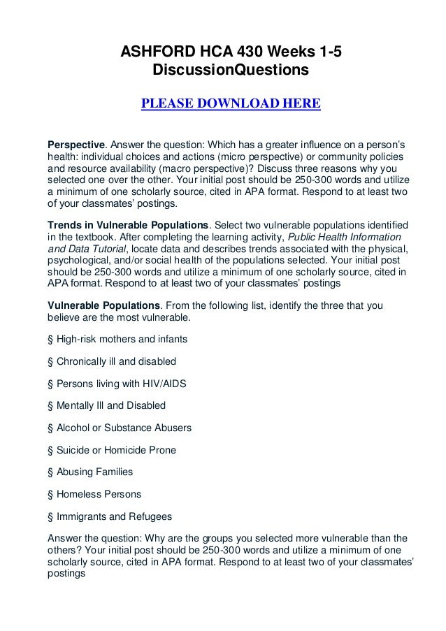 vulnerable populations paper Social issues papers: vulnerable populations vulnerable populations autor: keri davis • april 21, 2017 • research paper • 971 words (4 pages) • 131 views.