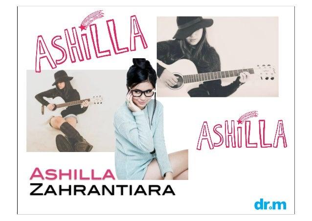 Ashilla's Profile (as of Jan2013)