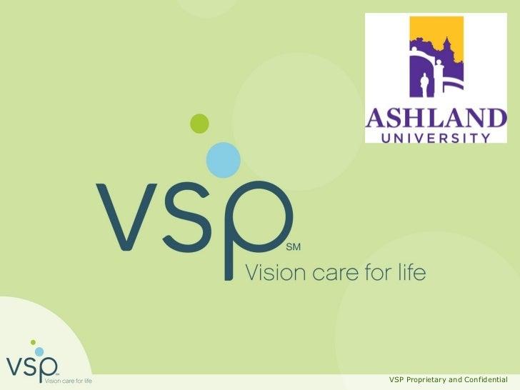 Ashland University Vision presentation 2012