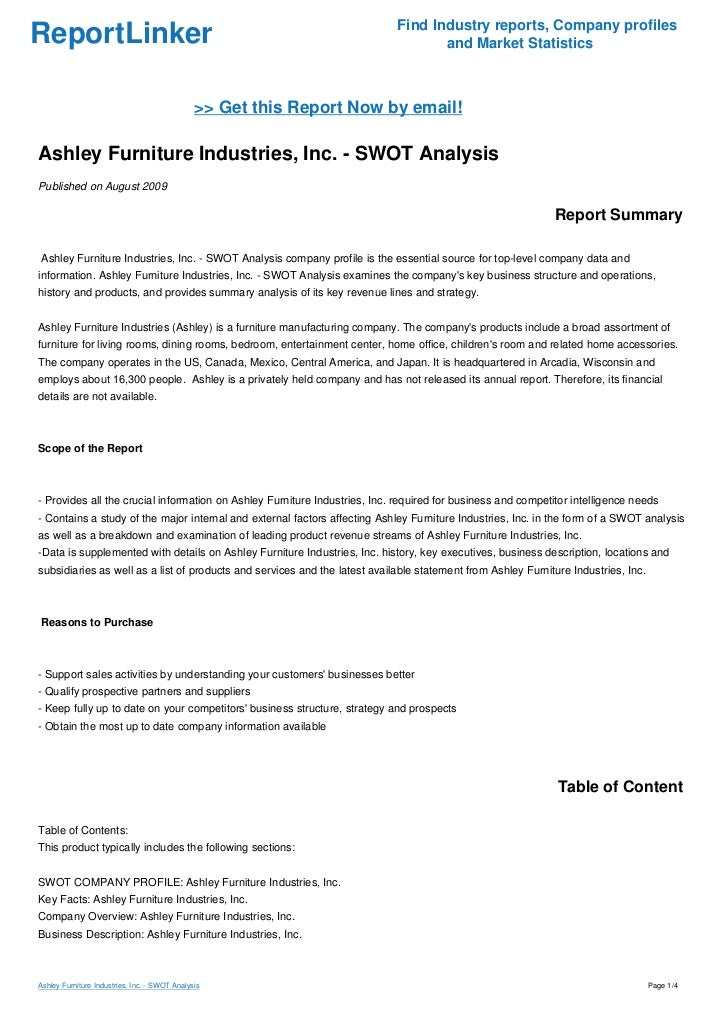 U.S. Furniture Retail Market/Industry - Statistics & Facts