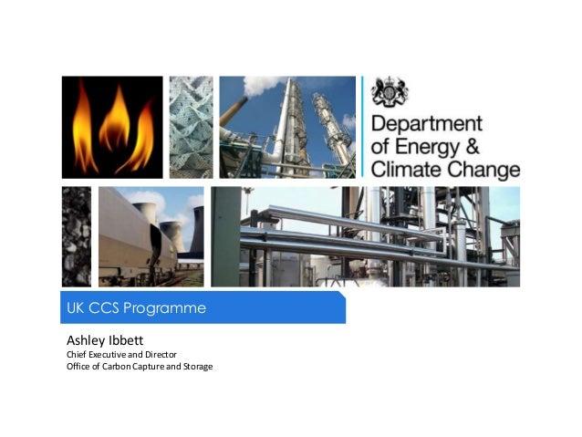 UK CCS Programme