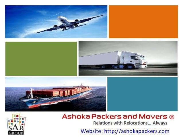 Website: http://ashokapackers.com