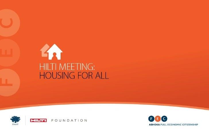 Ashoka housing for all