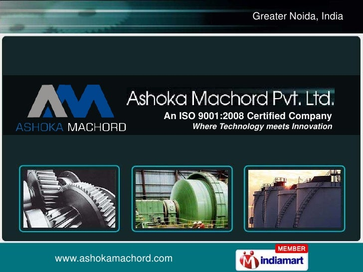 Greater Noida, India<br />An ISO 9001:2008 Certified Company<br />Where Technology meets Innovation<br />