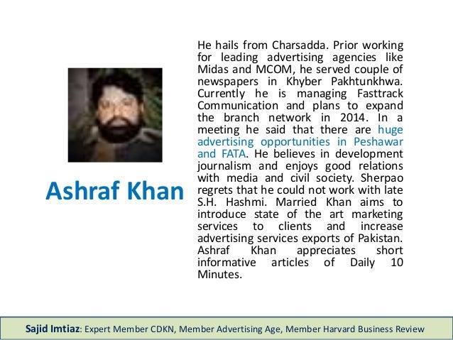 Ashraf Khan Sherpao