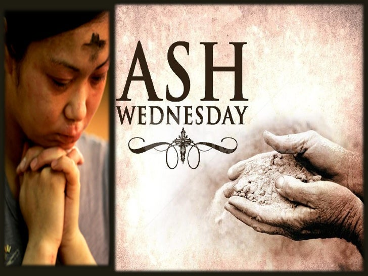 Ash Wednesday and Practices of Lent
