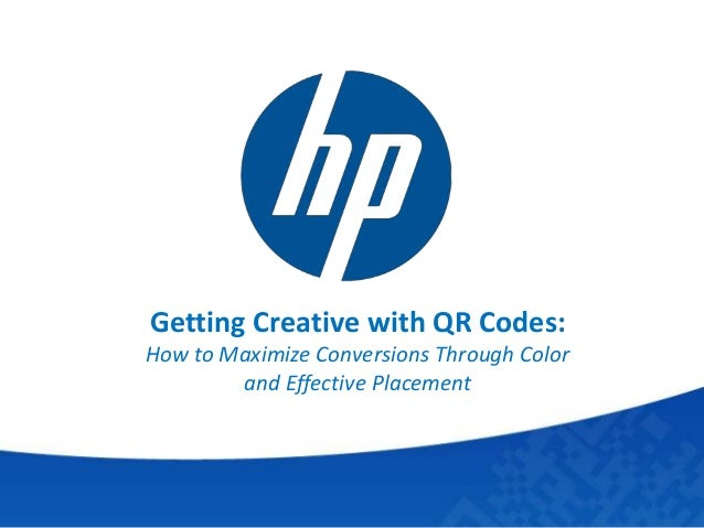 Getting Creative with QR Codes:How to Maximize Conversions Through Colorand Effective Placement