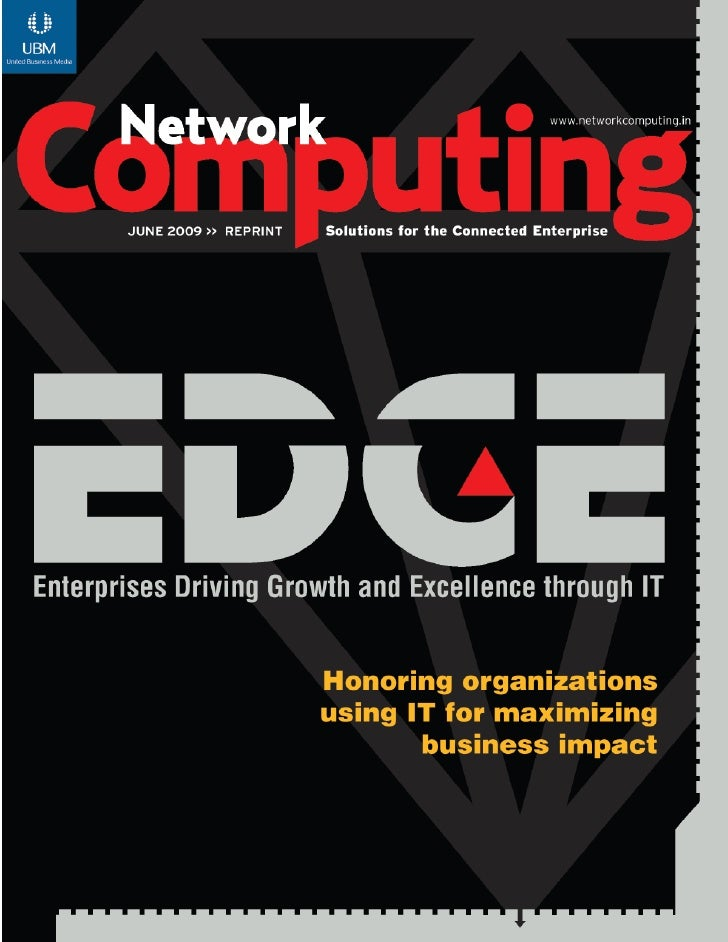 Rs 50                                   www.networkcomputing.in     June 2009 >> Total Pages 80
