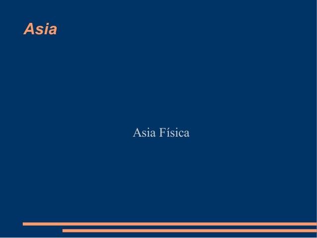 Asiafisica